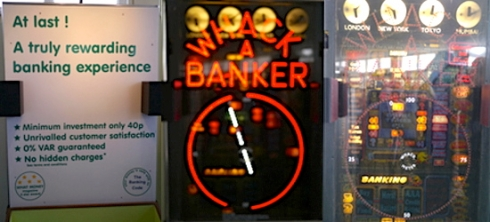 Whack a banker v2